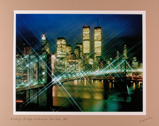 Brooklyn Bridge Centennial, NY 1983